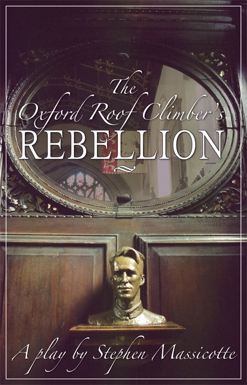 The Oxford Roof Climber's Rebellion (print)