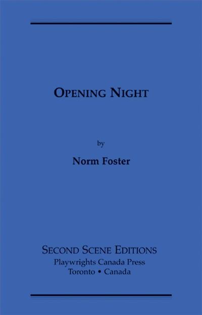 Opening Night (print)