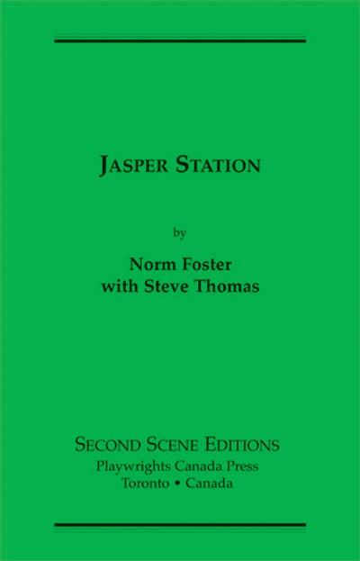 Jasper Station (print)