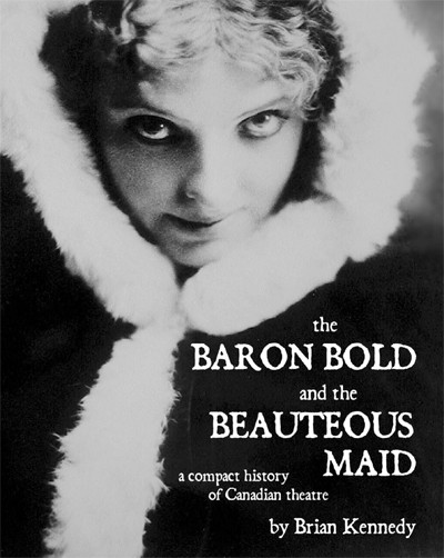Baron Bold and the Beauteous Maid (print)