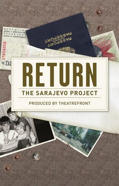 Return (The Sarajevo Project) - print