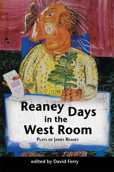 Reaney Days in the West Room (print)