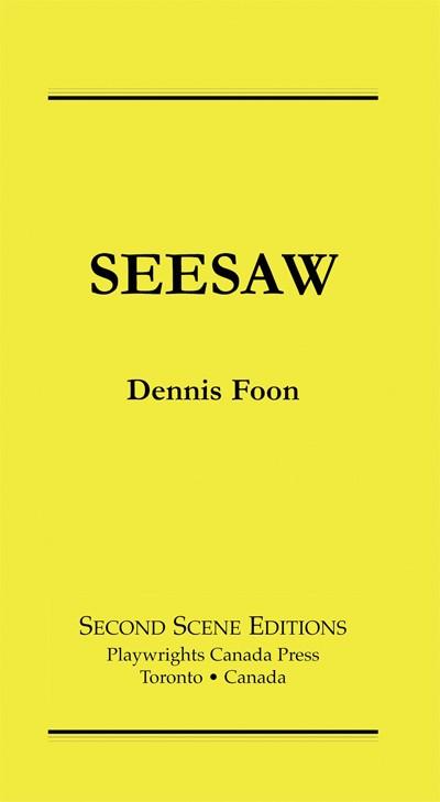 Seesaw (print)