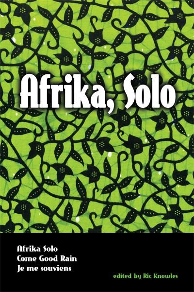 Afrika, Solo (print)