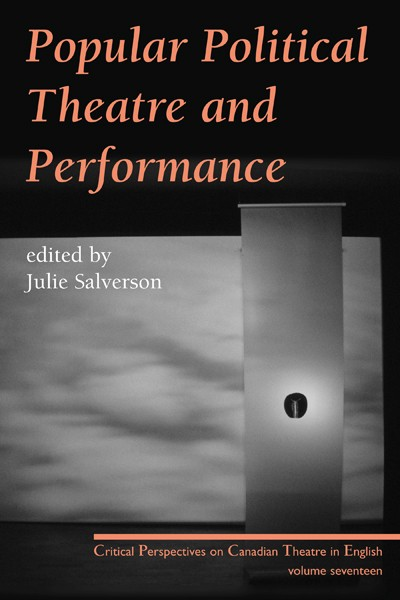 Popular Political Theatre and Performance (print)