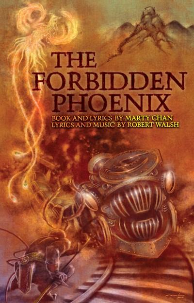 The Forbidden Phoenix (print)
