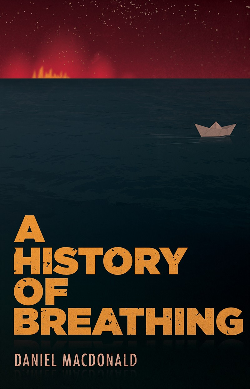 A History of Breathing (print)
