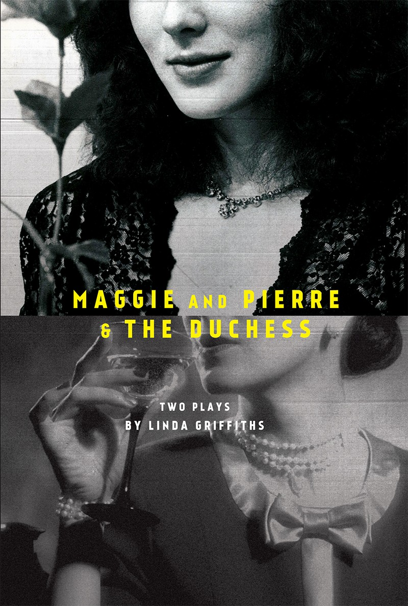 Maggie and Pierre & The Duchess (print)