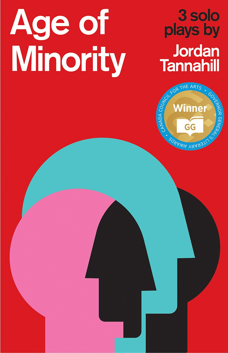 Age of Minority: Three Solo Plays (ebook)
