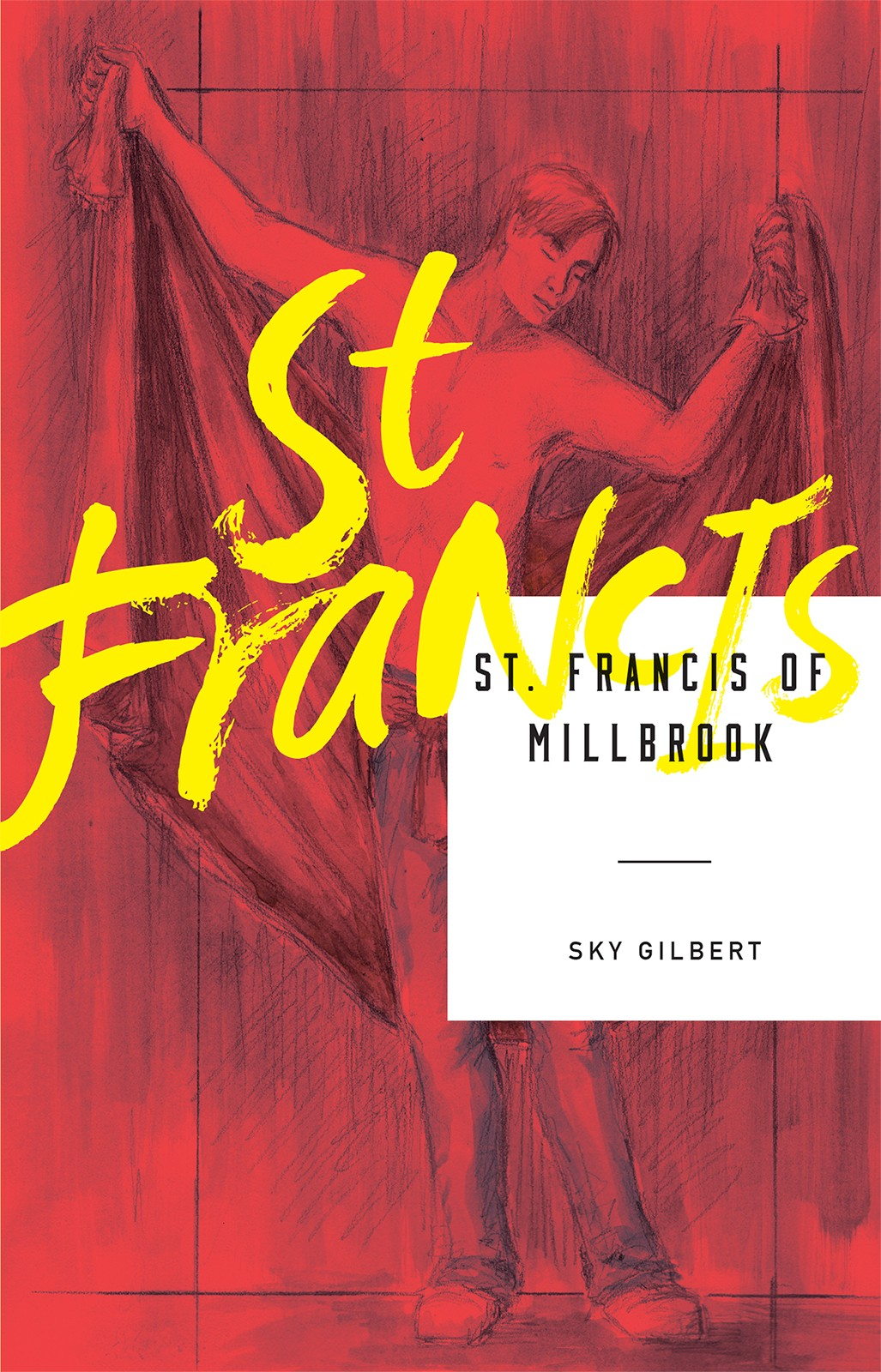 St. Francis of Millbrook (print)