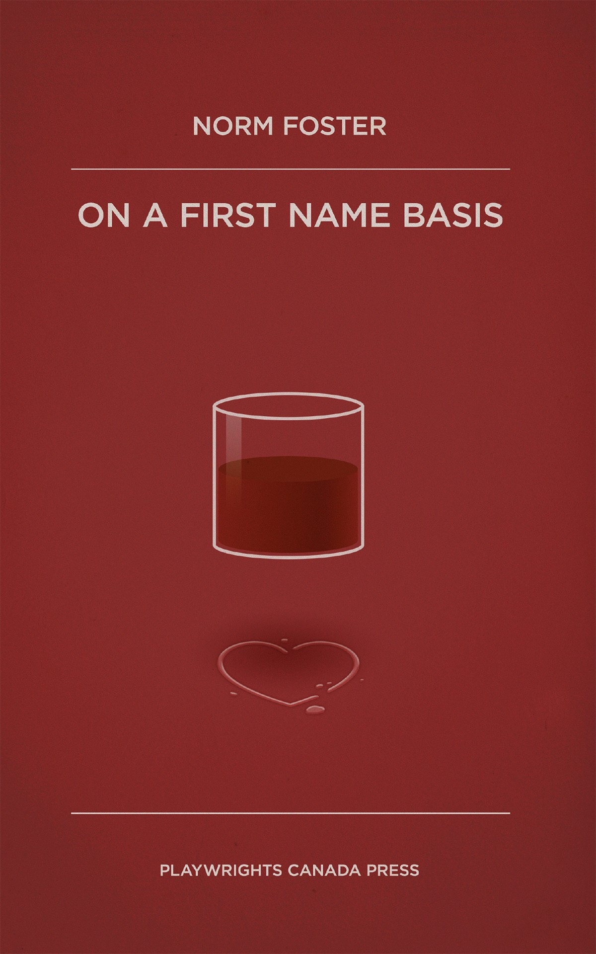 On a First Name Basis (print)