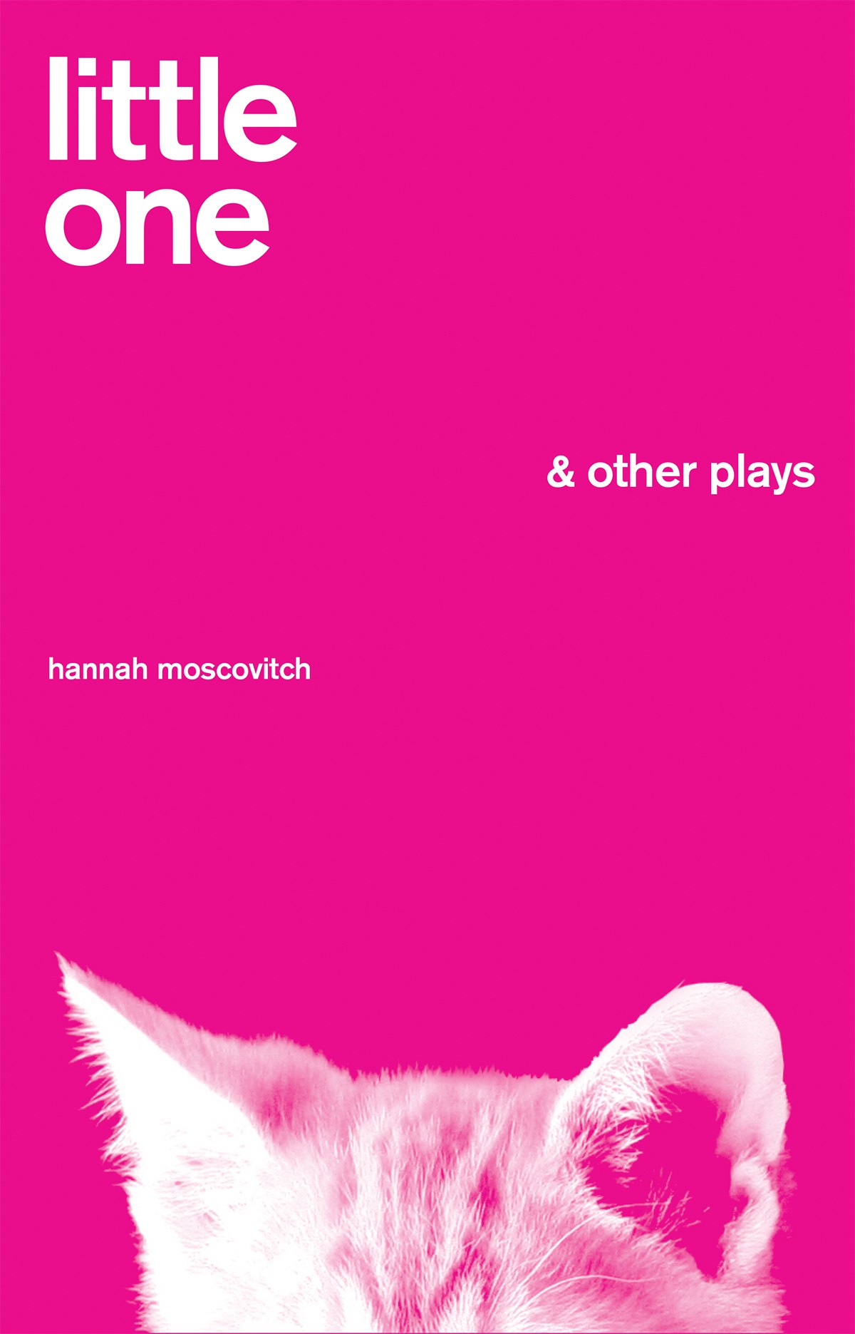 Little One and Other Plays (print)