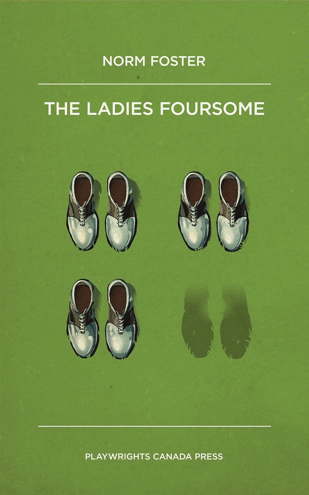 The Ladies Foursome (print)