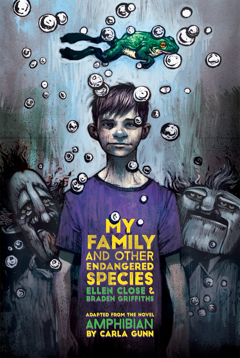 My Family and Other Endangered Species (ebook)
