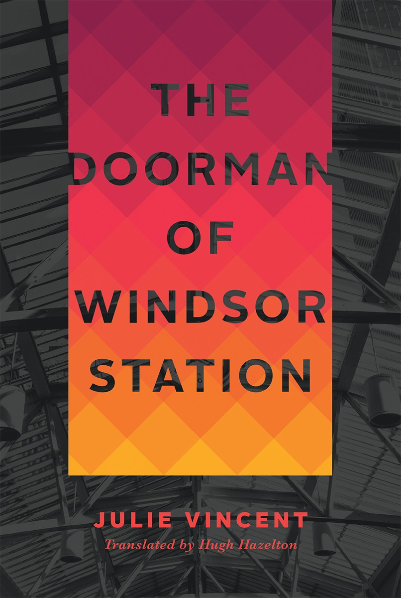 The Doorman of Windsor Station (print)