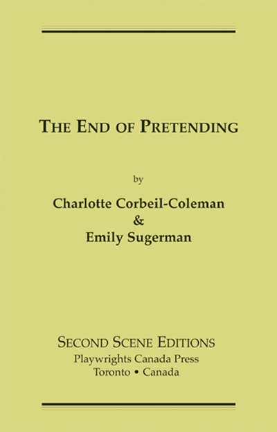 The End of Pretending (print)