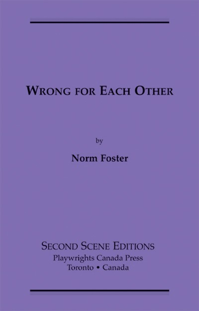 Wrong For Each Other (print)