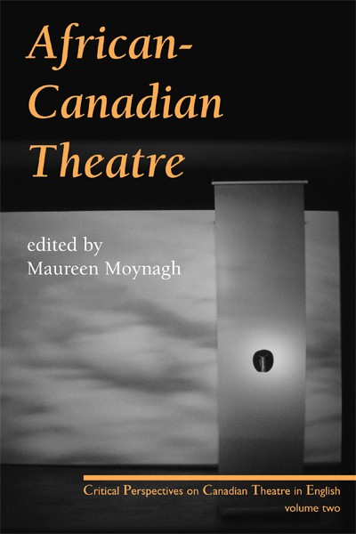 African-Canadian Theatre (print)