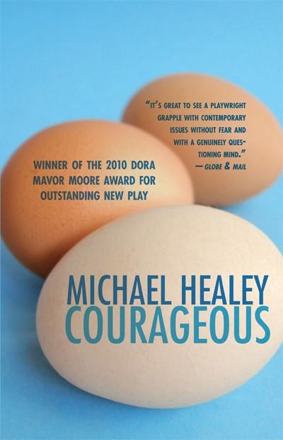 Courageous (print)