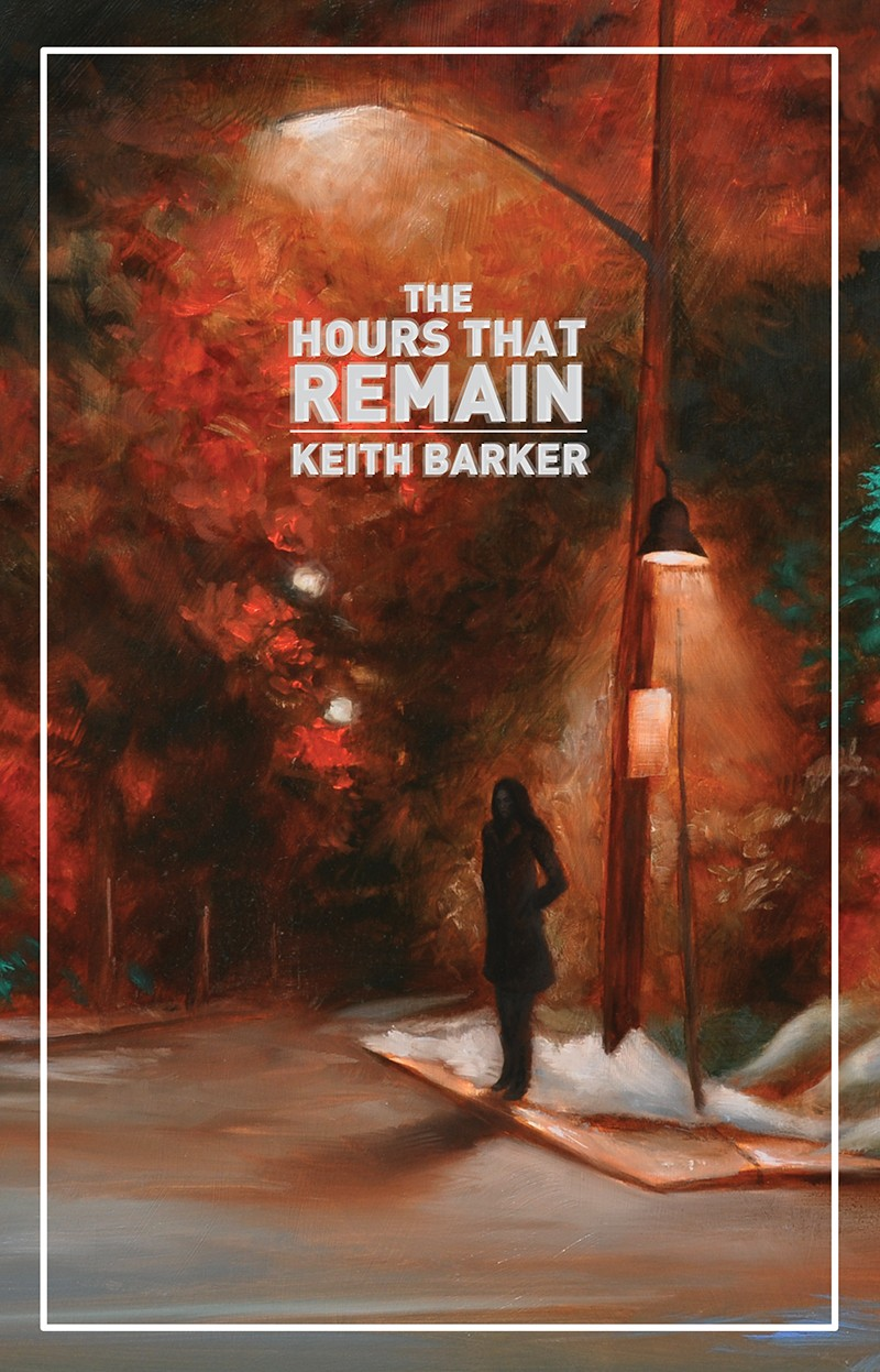 The Hours That Remain (print)