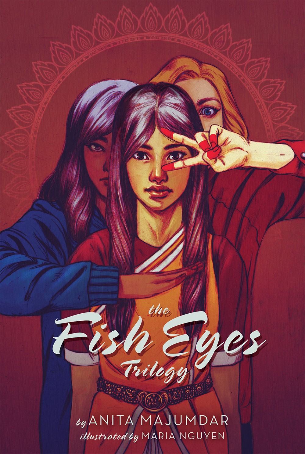 The Fish Eyes Trilogy (print)