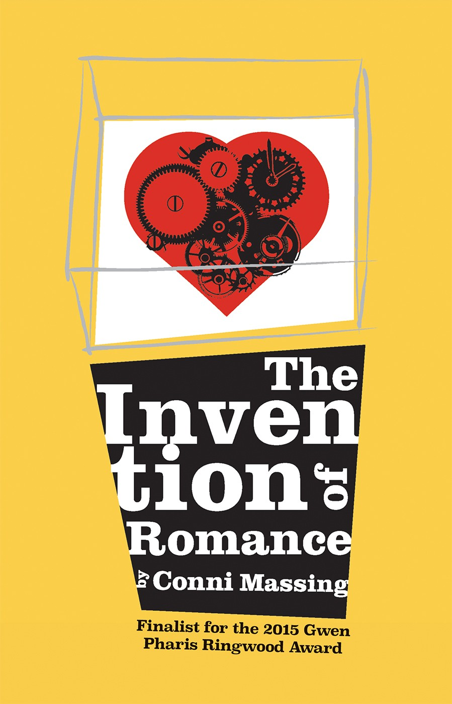 The Invention of Romance (print)