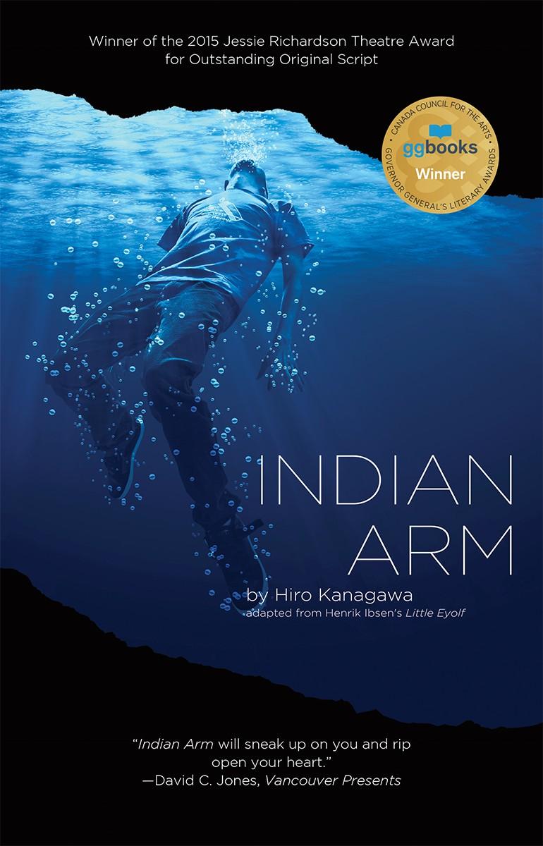 Indian Arm (print)