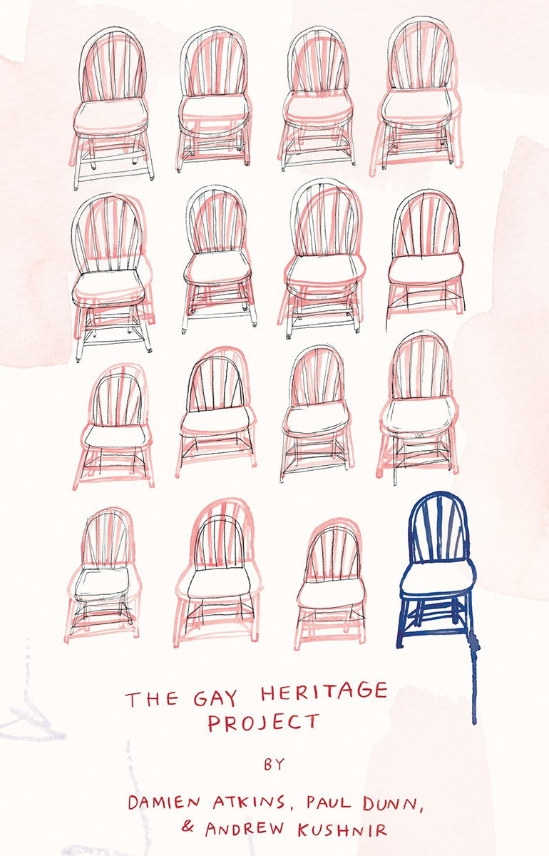 The Gay Heritage Project (print)