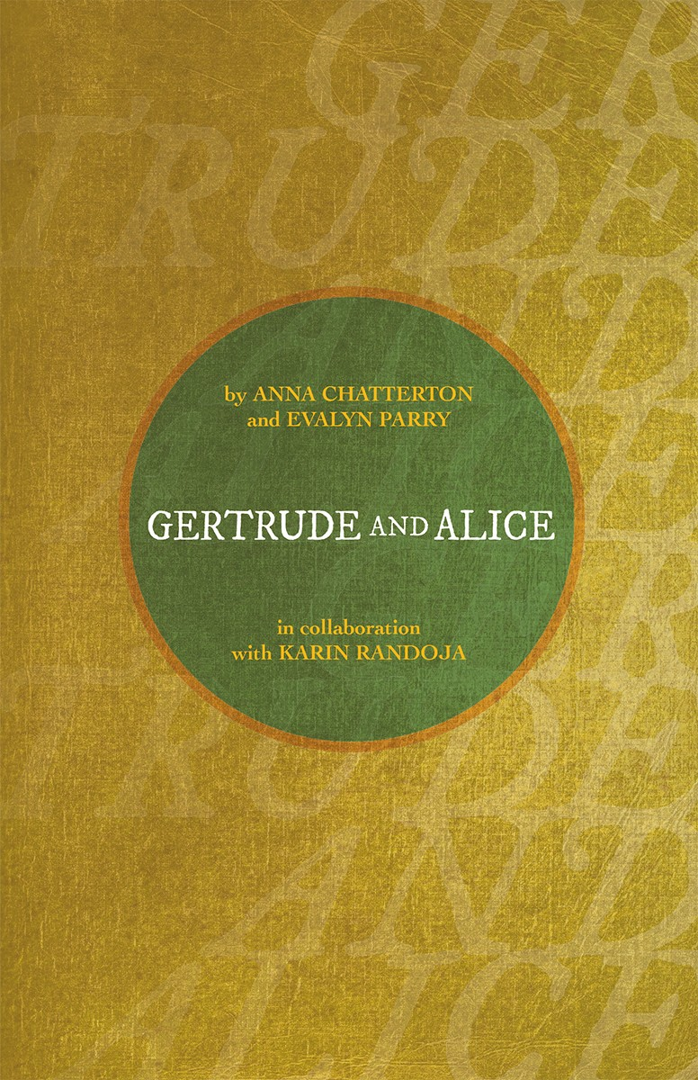 Gertrude and Alice (print)