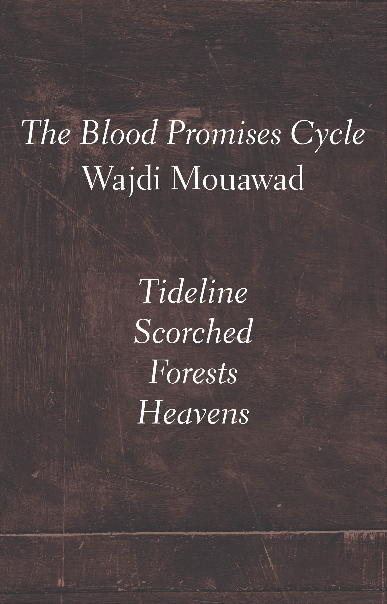 The Blood Promises Cycle