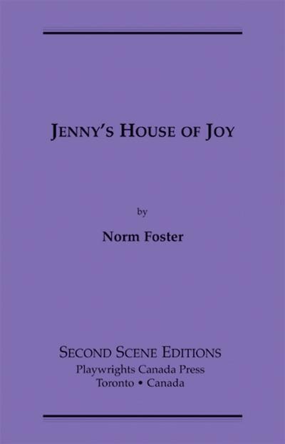 Jenny's House of Joy (ebook)