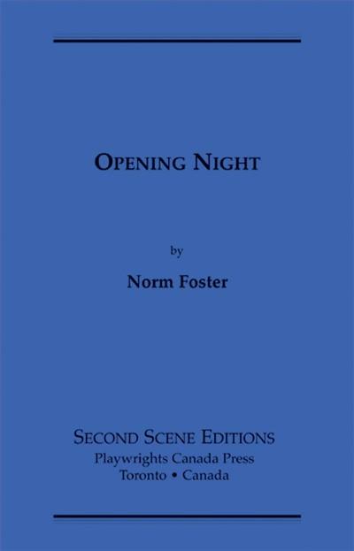 Opening Night (ebook)