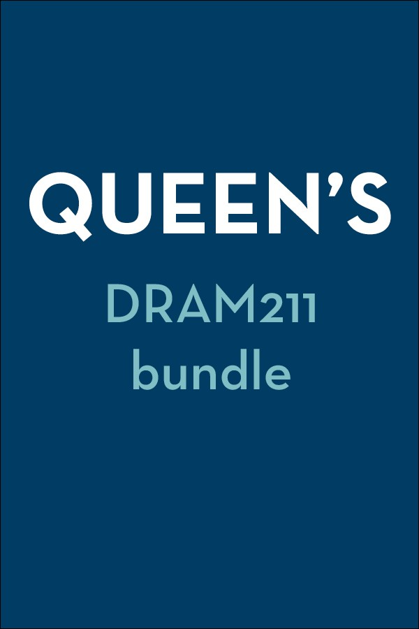 Queen's DRAM211: Theatre for Young Audiences Bundle