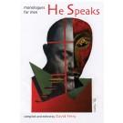 He Speaks (print)