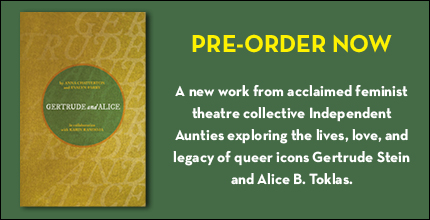 gertrude and alice pre-order