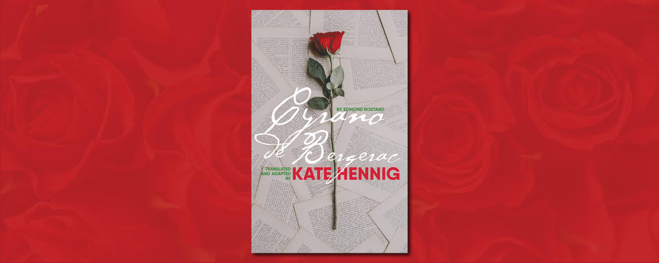Header for Kate Hennig interview on Cyrano de Bergerac