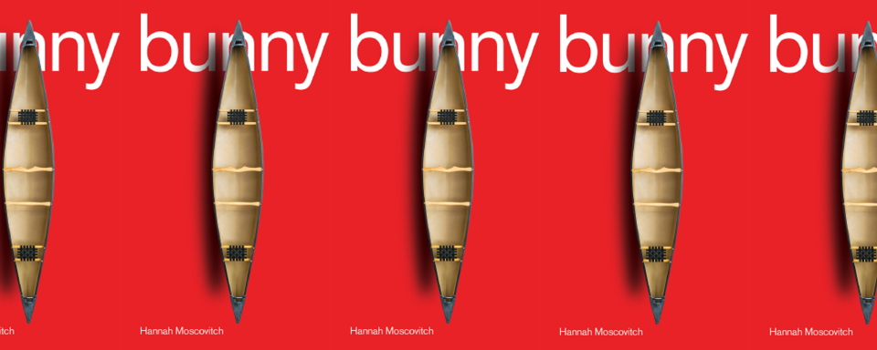 Cover image for Bunny by Hannah Moscovitch