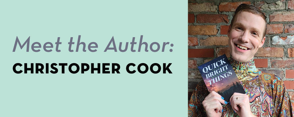 Meet the Author: Christopher Cook