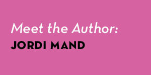 Meet the author - Jordi Mand