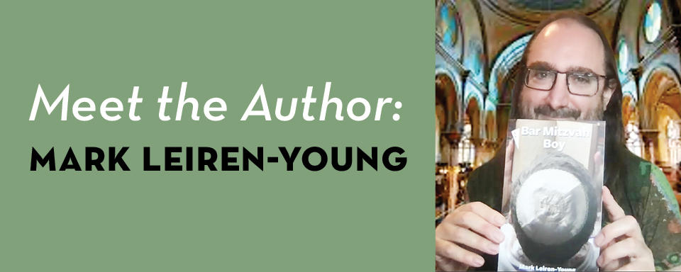 Meet the Author: Mark Leiren-Young