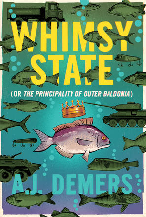 Whimsy State - or The Principality of Outer Baldonia