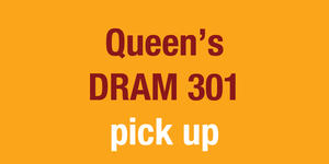 queen's drama 301 pick up