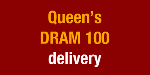 queen's drama 100 delivery